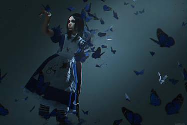 Alice:Madness Returns_Evanescence by SoranoSuzu