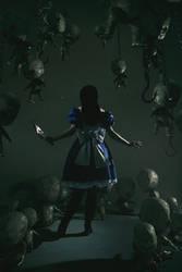 Alice:Madness Returns_Dollhouse by SoranoSuzu