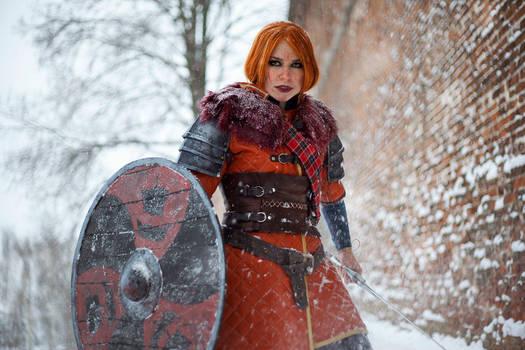 Witcher III_Warrior queen