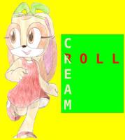CreamRoll by LightDemonCodeH