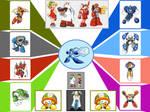 MegaMan 4 CopyPasta Background