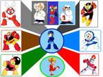 Mega Man 1 Classic BKGRND