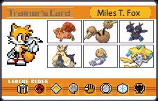 Tails' Pokemon by LightDemonCodeH