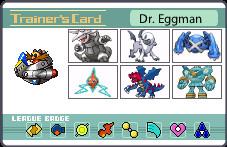 Dr. Robotnik's Pokemon by LightDemonCodeH