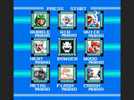 Mario Power Ups MM2 boss select