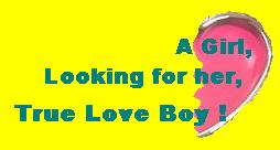 Girl Looking 4 true Love Boy by LightDemonCodeH