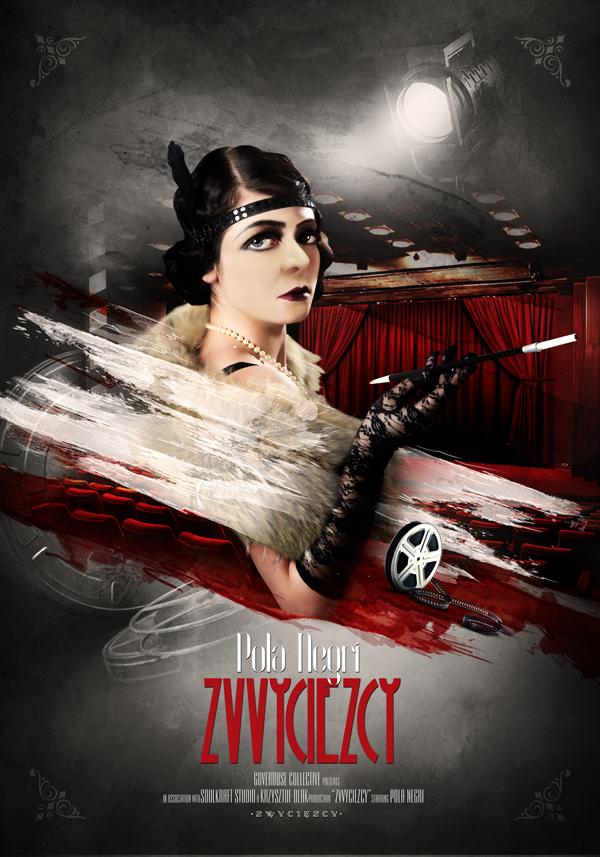 Pola Negri by xiondzz