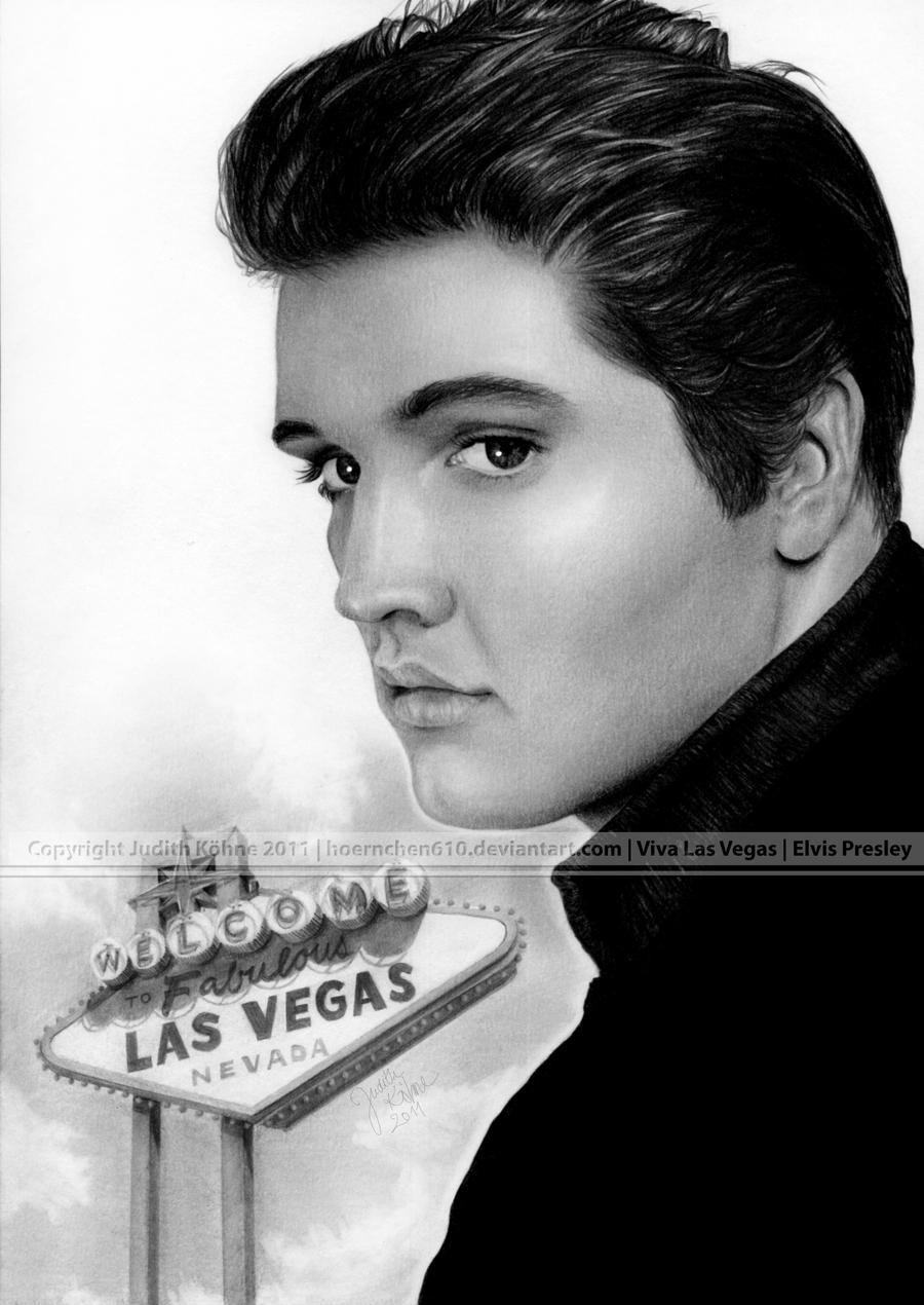 Elvis - Viva Las Vegas by hoernchen610