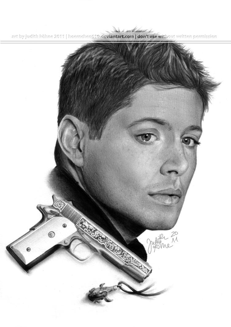 Draw Jensen by hoernchen610