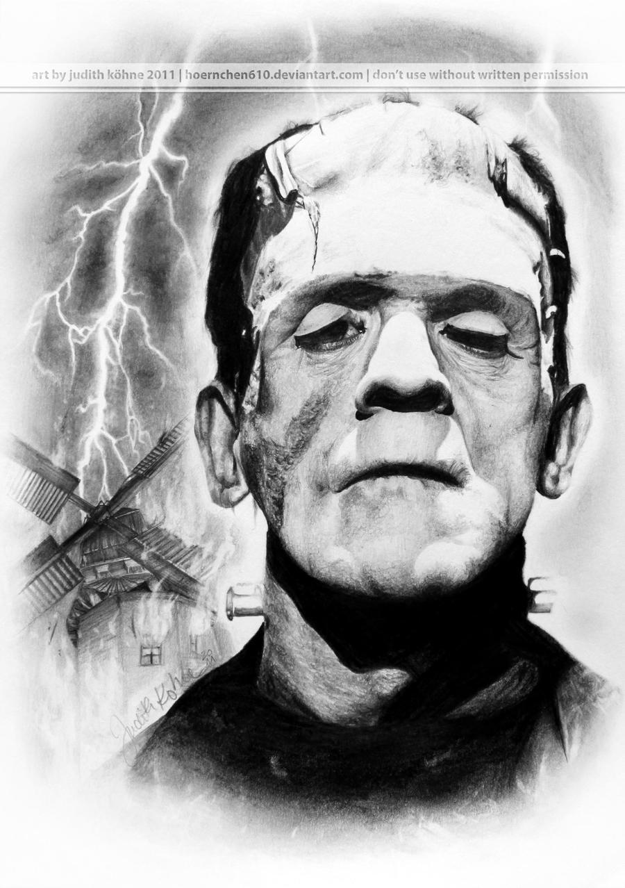 Frankenstein's Monster by hoernchen610