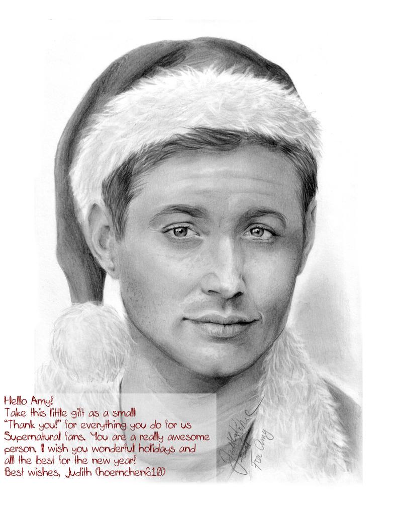 Santa Dean by hoernchen610