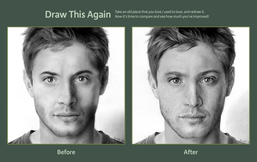Draw this again - Jensen by hoernchen610