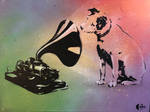 His Masters Voice by CommodoreApproved