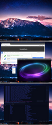 Vertex Openbox Desktop by kexolino