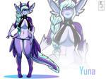 Yuna, the StarSweeper