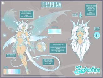 Serpentine Bios - Dracona by Arofexdracona
