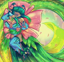Commission - Venusaur I CHOOSE YOU !