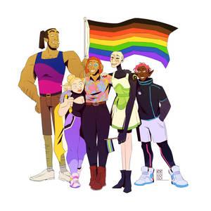 pride time