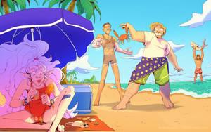 NeoScum: Beach Episode