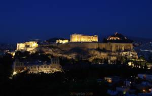 Acropolis of Athens I by MehmetYasa