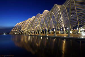 Athens Olympic Complex 2 by MehmetYasa