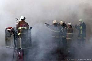 Firemen by MehmetYasa