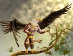 Garuda by sumanprajapati