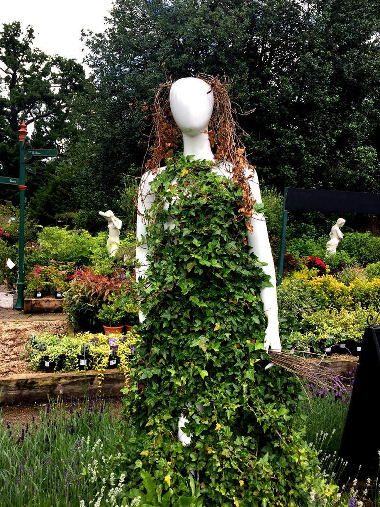 Garden Mannequin by DarkestMetal