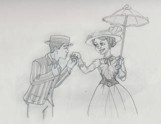 Mary Poppins, you look beeeautiful