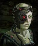 Borg self portrait