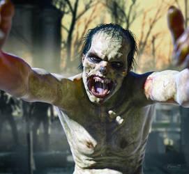 Zombie Attack by Kooki99