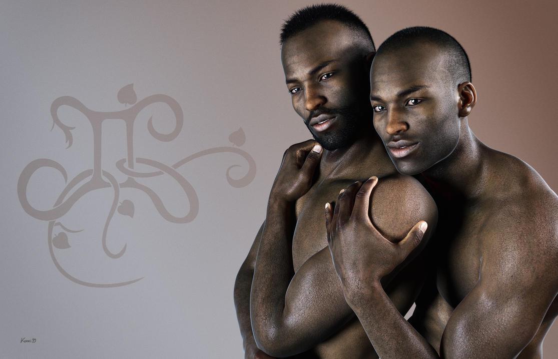 The Twins by Kooki99