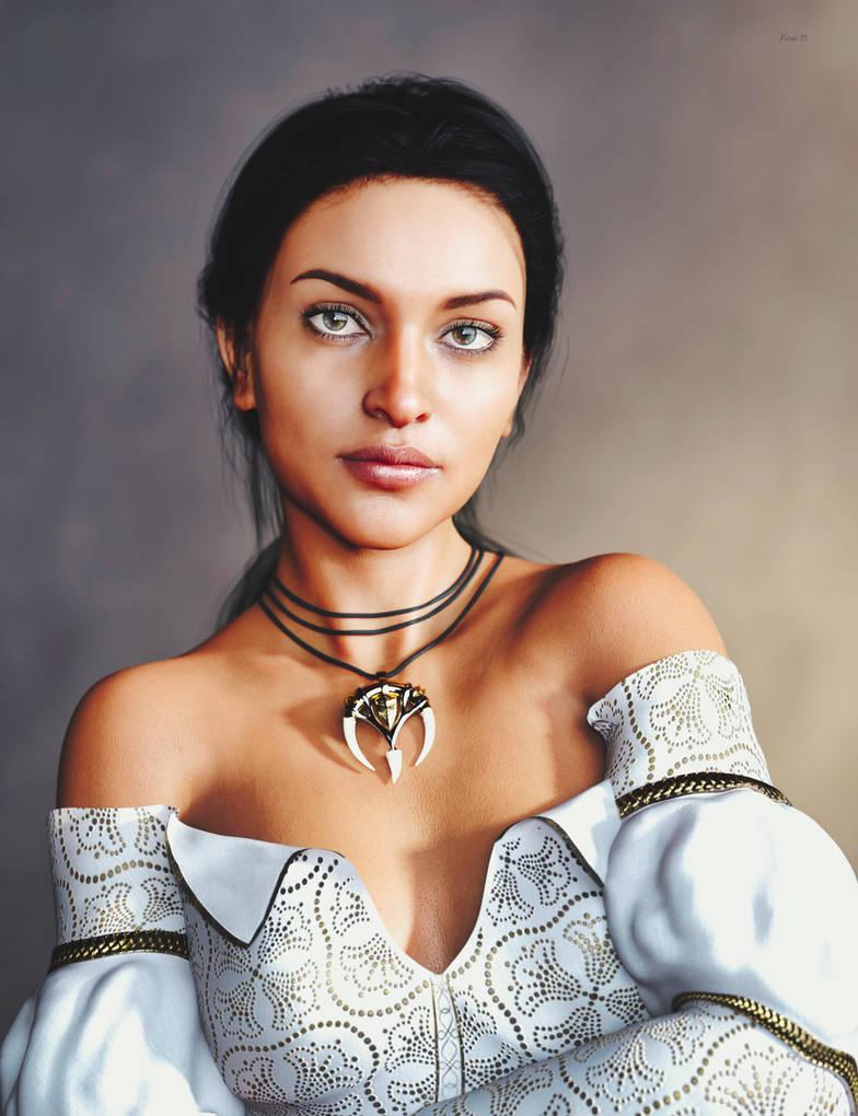 Priya by Kooki99