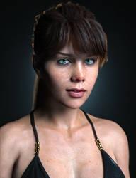 Galina portrait