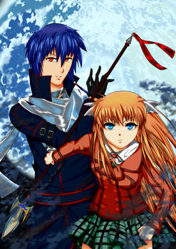Rewrite: In The Glimmer of The Moon