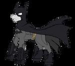 Batmane - The Dark Knight of Equestria