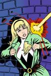 Spider-Gwen Unmasked (Colored)