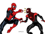 Superior vs. Ultimate Spider-Man