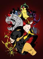 Yellowjacket (colored) by edCOM02