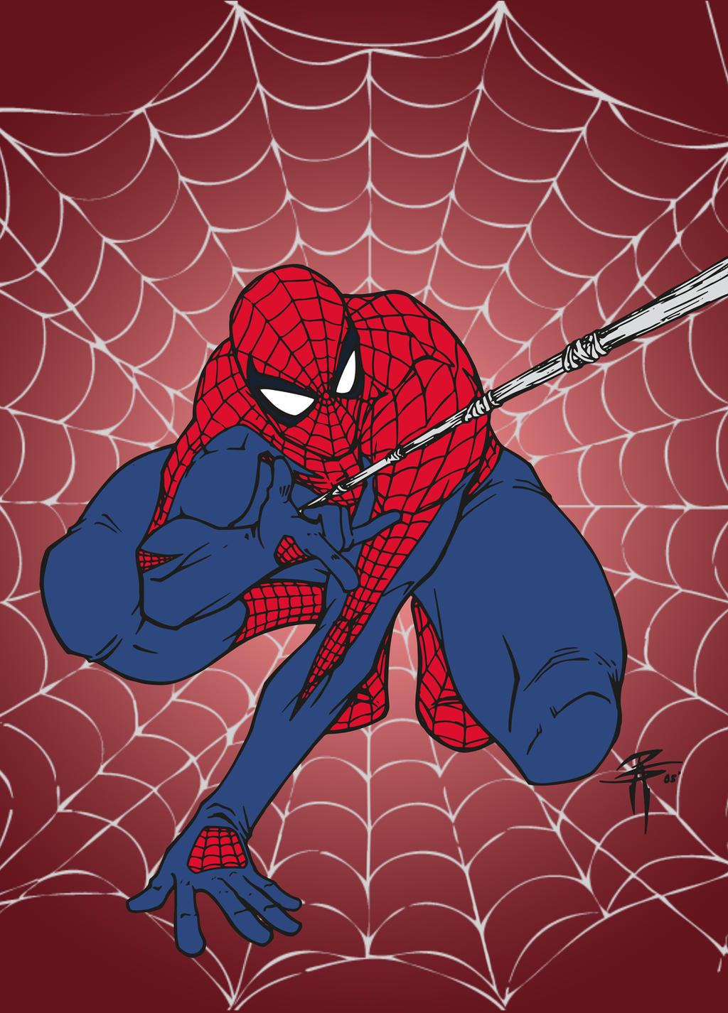 M Spiderman House of M Spider-Man ...