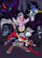 Shining's Inferno by edCOM02