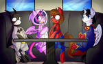 Spiders and Magic - Superhero Cafe
