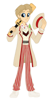 Equestria Girls Doctor Who: Fifth Doctor
