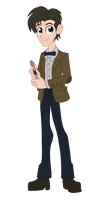 Equestria Girls Doctor Who: Eleventh Doctor