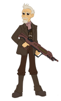Equestria Girls Doctor Who: War Doctor