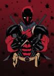 Deadpool by Tim Rees