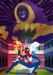 Ultimate Spiders and Magic