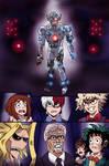 MHA:AOU - Ultron Awakens