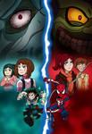 The Amazing Spider-Man and Deku