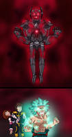 MHA:AOU - Rage of Ultron by edCOM02